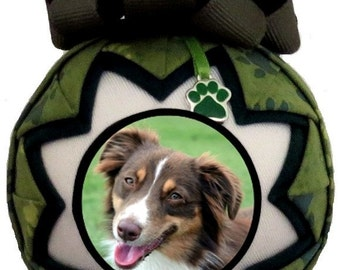 Personalized Pet Photo Ornament - Creating Pet Memories - PPM33563