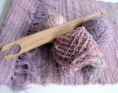 Handwoven Lavender Table Mat