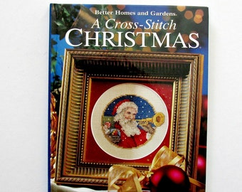 Better Homes and Gardens A Cross-Stitch Christmas