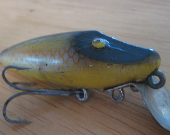 1950s Fishing Lure Etsy