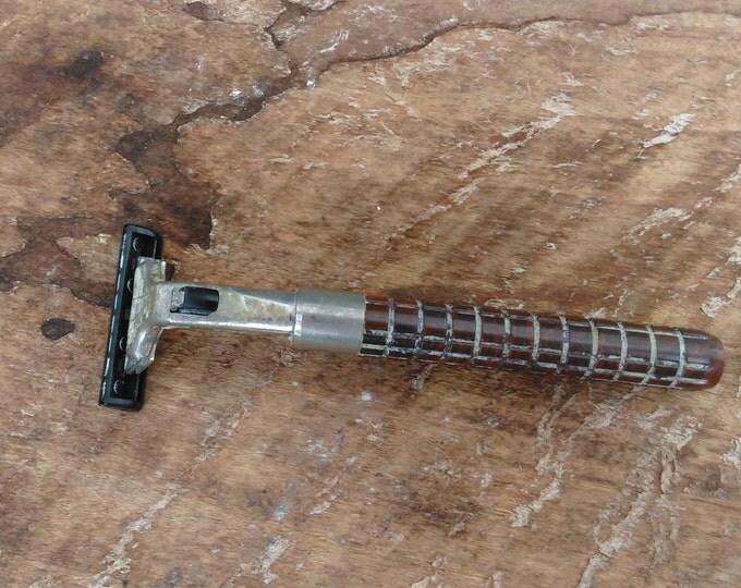 Vintage Gillette Razor - Vintage Safety Razor