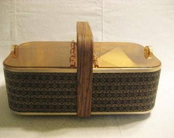 Vintage Salton Hot Basket Model BH 5 Bun Warmer Vintage 1970s Bread Warmer, Bread Basket
