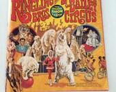 Ringling Bros. and Barnum and Bailey Circus , 1977 106th Edition Souvenir Program Magazine