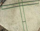 "Double Rail 18"" Cross Frame"