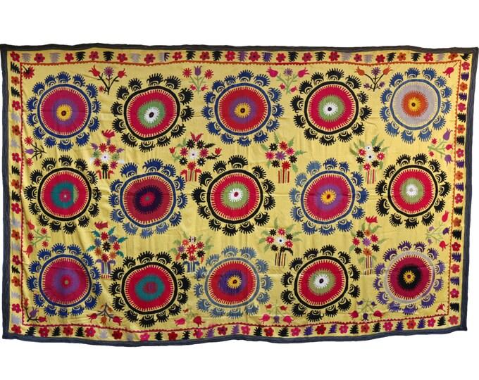 Handmade Vintage Suzani NL3049
