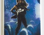 Aliens Movie Poster Fridge Magnet