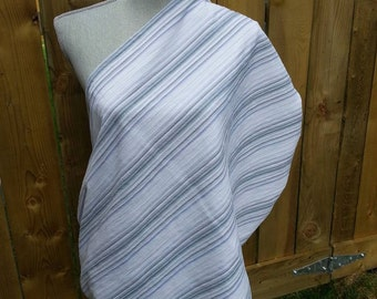 Lightweight Infinity Scarf, Breathable Nursing Cover, Extra large, Cotton, SALE