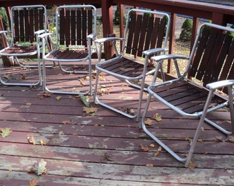 redwood patio furniture etsy