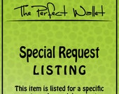 Special Request Listing for Bigduff1