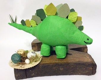 Stegasaurus Dinosaur Surprise Ball - Unisex, Ages 6 and up