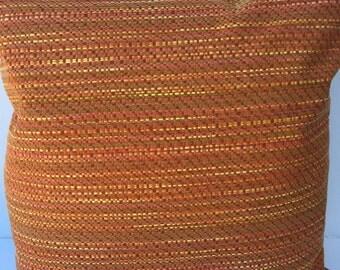 Textured 20x20 Decorative Pillow Cover Toss Pillow Throw Pillow
