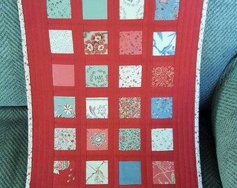 QUILTS for sale homemade HOME DECOR' Table Runner or Wall Hanging