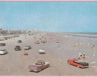 "Ca. 1950s ""Sun & Surf"" at Daytona Beach, FL Topographical Picture Postcard - 788"
