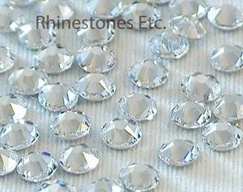 Crystal 12ss Swarovski Elements Rhinestones Flat Back 36 pieces