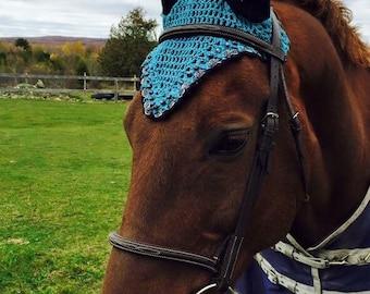 Crochet Fly Bonnet- MADE TO ORDER