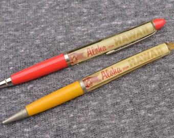 Hawaii Floaty Mechanical Pencils