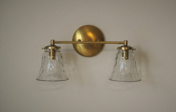 Double Bell Wall Sconce Bathroom Vanity Light 4 by pepeandcarols