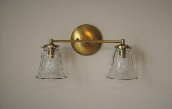 Vanity Globe Lights : Double Bell Wall Sconce Bathroom Vanity Light 4 by pepeandcarols