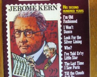 Sheet Music March 1988 The Fabulous Fifties-Standard Piano/Guitar Jerome Kern