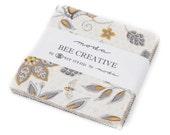 Bee Creative Charm Pack by Deb Strain for Moda Fabrics