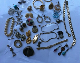 Jewelry Lot for Upcycling