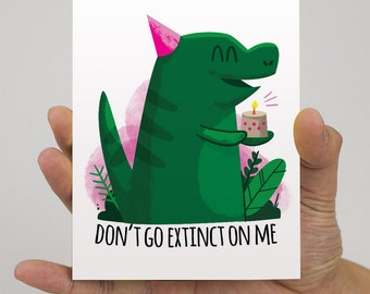 Birthday: Extinct