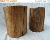 Last Chance Sale 10% OFF. 12 Inch stump table
