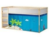 Beach theme playhouse