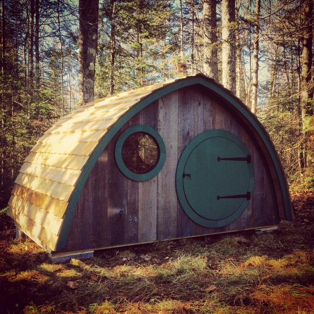 Hobbit Holes By Wooden Wonders By Hobbitholes On Etsy