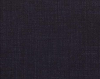 Weave Charcoal  9898 49 by Moda - 1 yard