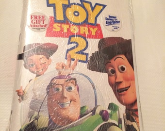 Toy Story 2 VHS Tape Sealed Unopened