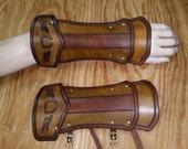Leather Armor Hyrule Warrior Link Bracers
