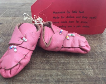 Vintage Doll Shoes