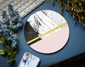 Marble Mousepad, Marble Mouse Pad, Mouse Pad, Desk Accessories, Desk, Home Office, Modern Office, Mousepad,  Mousepads,  Home Decor