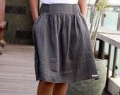 Custom Order Listing for Theresa - 3 Midi Skirt with Pockets