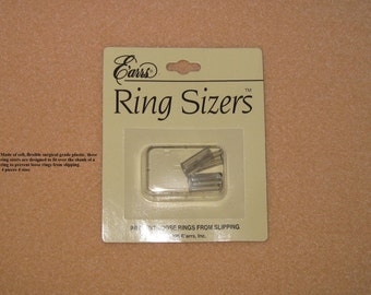 Ring Size Adjuster / Ring Sizer/ Ring EZ Sizer/ 4 Assorted Sizes