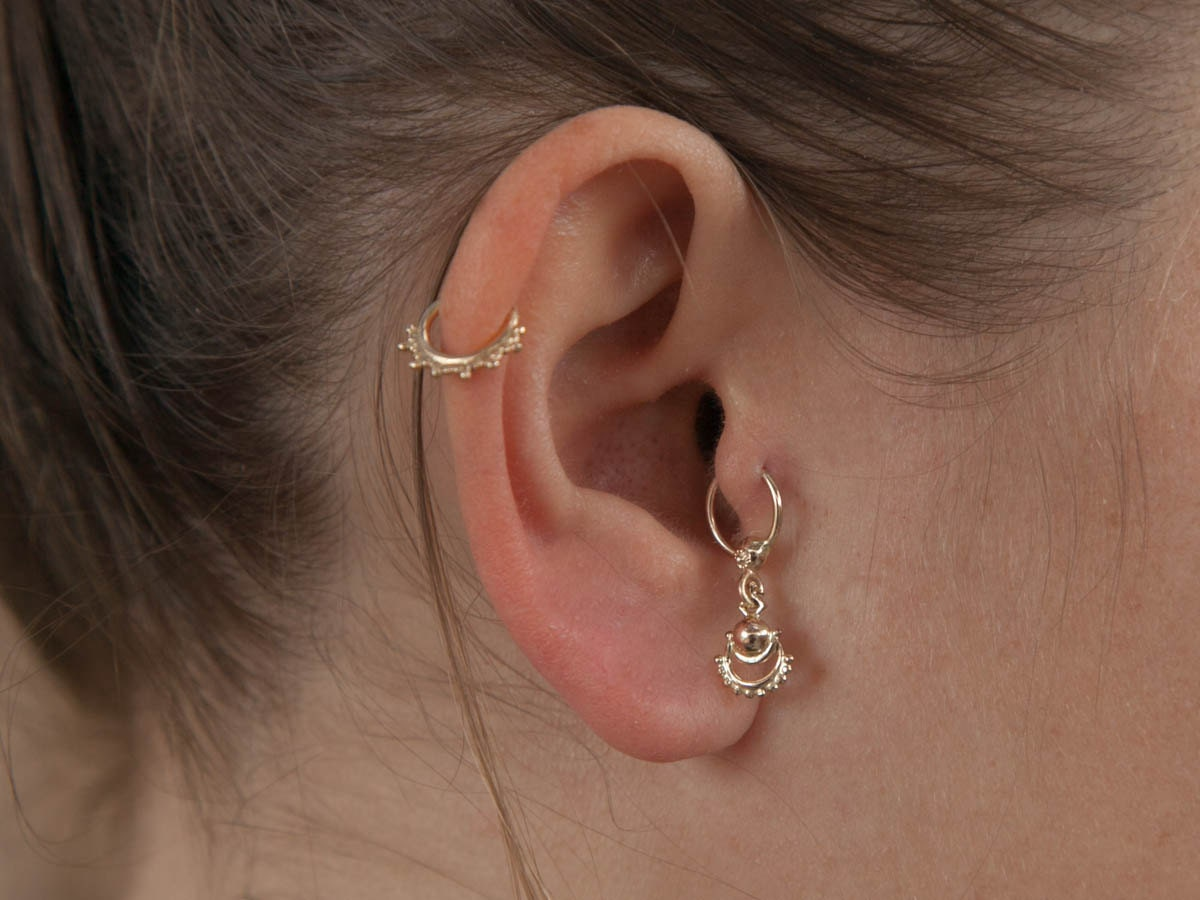 Earrings Used For Piercing