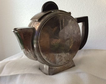 Very Rare Tea Pot from the 20s  ART DECO