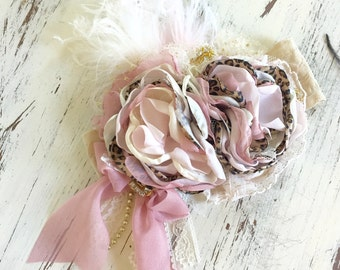 Baby Girl Headband- Matilda Jane Headband- Baby Headbands- Flower Girl Headband- Girls Headbands- Toddler Headband