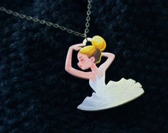 Tiny Dancer Necklace