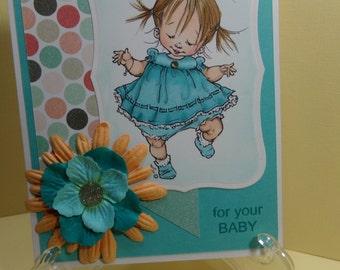 Birthday Baby Card