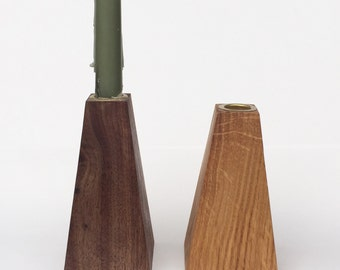 Squared Tapered Candle Stick