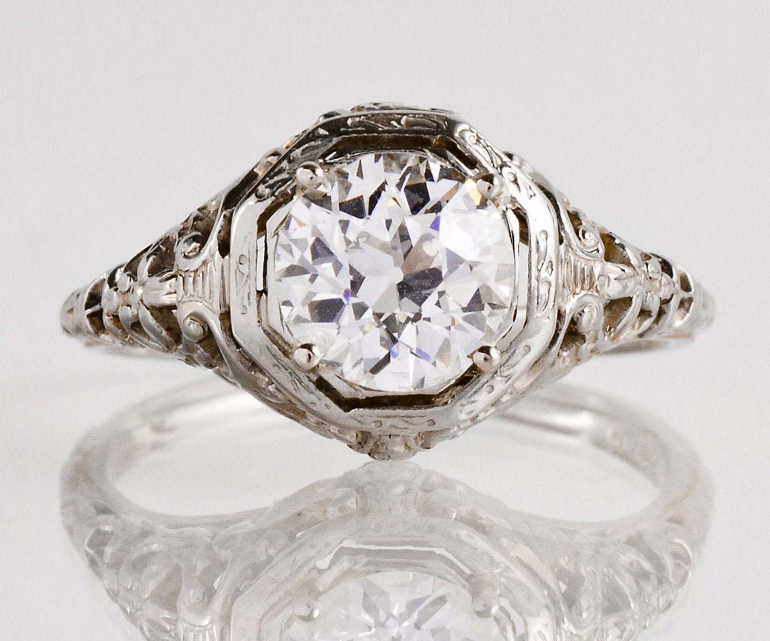 antique engagement ring antique arts and crafts 1910 39 s