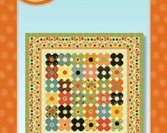 Abundance Quilt Pattern - Layer Cake Friendly Pattern