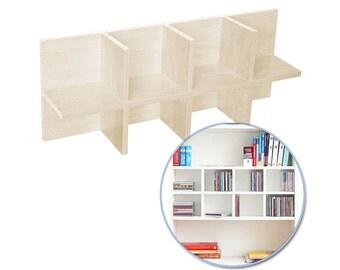 CD usage for IKEA Billy shelf / Birch