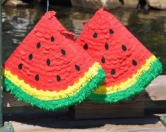 Watermelon Pool Party Pinata