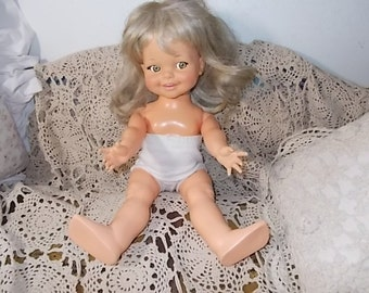 1966 Ideal Giggle Doll with Flirty Eyes /Ideal Doll,Vintage Dolls, Vintage Toys,DollsNot Included in Coupon Sale