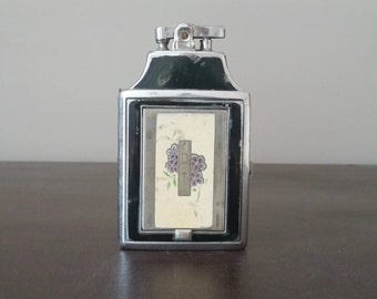 Vintage Ronson Ladies Masterpact Combination Lighter, Cigarette Case and Compact