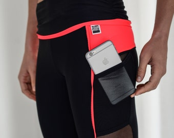 Leggings with pocket #RUNSILRUN