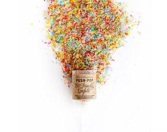 The Original Push-Pop Eco-Friendly Confetti®